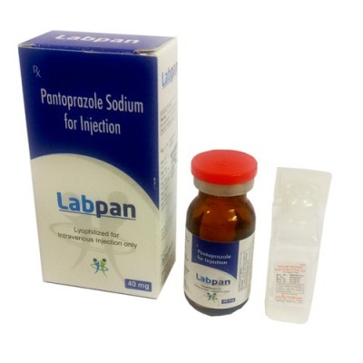 Pantoprazole Sodium 40mg Injection
