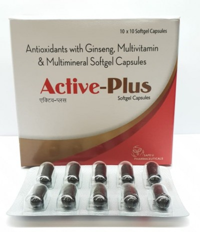 antioxidant, multivitamin, multimineral, softgel capsules