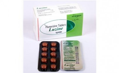 Flunarizine 10mg