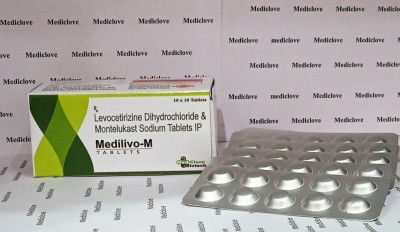 LEVOCETIRIZINE DI  AND MONTELUKAST SODIUM  TABLETS