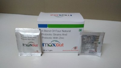 A BLEND OF FOUR  NATURAL PROBIOTIC STRAINS AND PREBIOTIC WITH ZINC