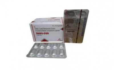 Raberazole 20 Mg, Domperidone 30 Mg (Sustained Release)