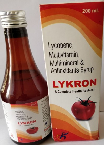 Lycopin +Multi vitamins