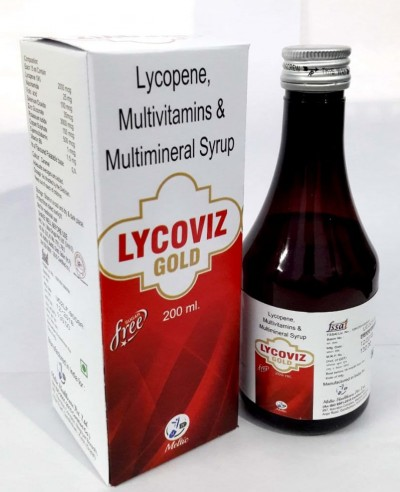 Lycopene + Multivitamin + Multimineral srp