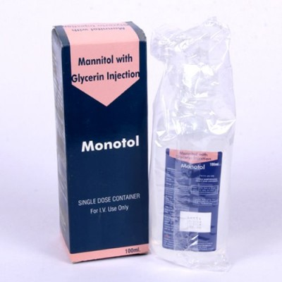 MANNITIOL WITH GLYCERIN INJECTION
