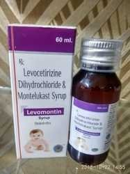 Each 5ml contains Levocetirizine Dihydrochloride2.5mg & Montelukast 4mg