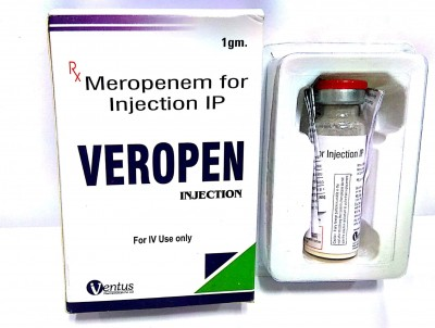 MEROPENEM INJ. 1 GM