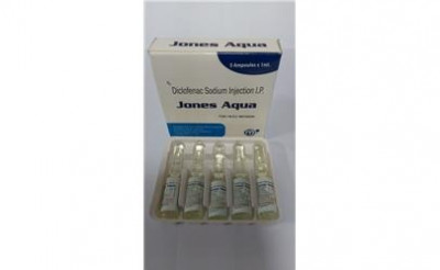 Diclofenac Sodium 75mg in aqueous base
