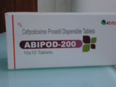 Manufacturer of cefpodoxime proxetil dispersible tablets