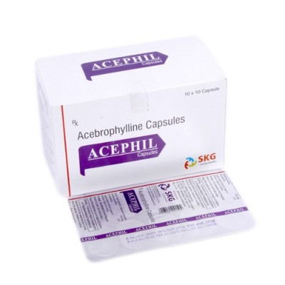 ACEBROPHYLLIN 100 MG Capsules