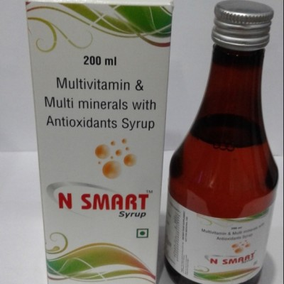 Multivitamin&multiminerals&Antioxidants syp