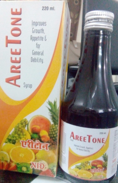 HEALTH TONIC WITH SUGAR
