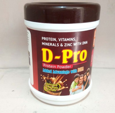 PROTEIN ,VITAMIN MINERALS & ZINC WITH DHA