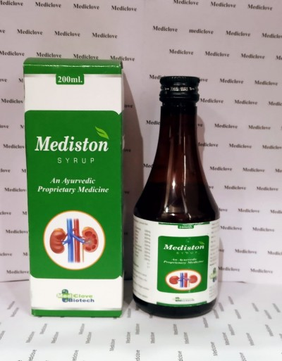 MEDISTON (AN AYURVEDIC PROPRIETARY MEDICINE )