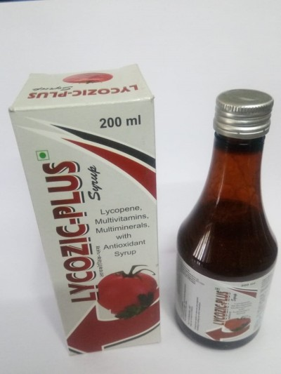 LYCOPENE, MULTIVITAMINS,MULTIMINERALS WITH ANTIOXIDANTS SYRUP