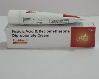 FUSIDIC ACID & BECLOMETHASONE DIPROPIONATE CREAM
