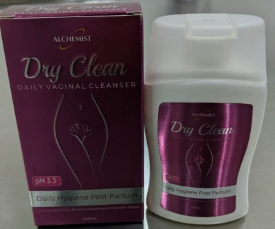 DAILY VAGINAL CLEANSER