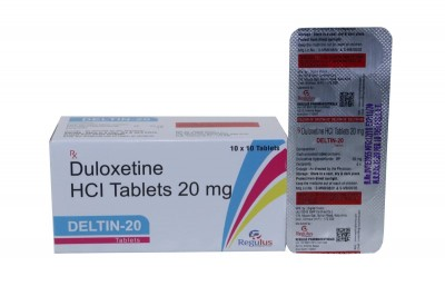 DULOXETINE HCL TABLETS 20MG