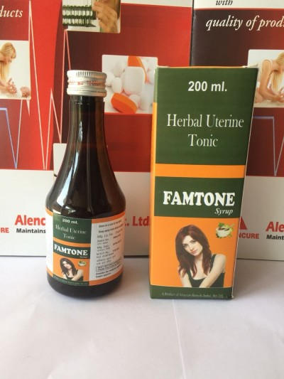 Herbal Uterine Tonic with Shatavari, Shilajit, Ashoka & Dashmool