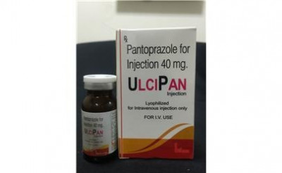 Each vial contains:Pantaprozole for Injection 40 mg