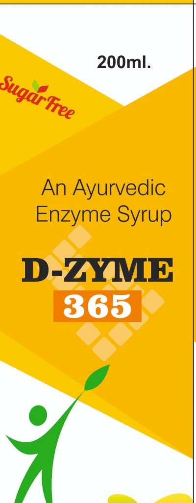AN AYURVEDIC ENZYME SYRUP