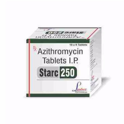 Manufacturer of Azithromycin 250mg