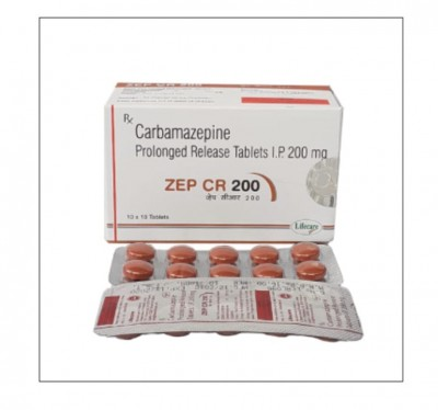 Carbamazepine prolonged release tablets ip