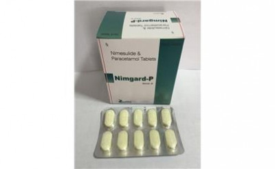 Nimesulide 100mg+Paracetamol 325mg Tablet