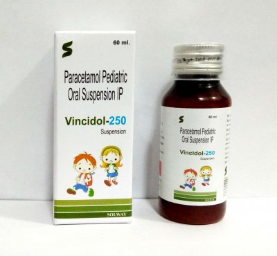Paracetamo Pediatric Oral Suspension IP