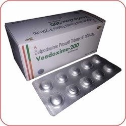 CEFPODOXIME PROXETIL TABLETS IP 200MG