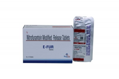 NITROFURANTION MODIFIED RELEASE TABLETS