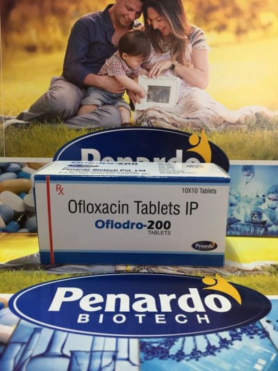 OFLOXACIN TABLETS IP 200MG