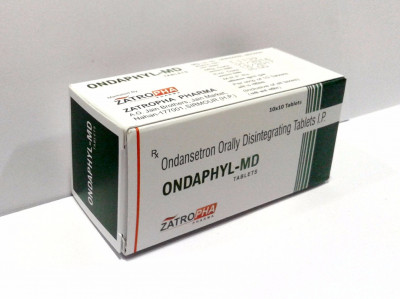 Ondansetron 4mg Mouth Dissolving Tablet