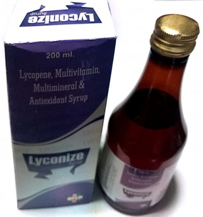 Lycopene 10% 1000 Mcg. With Multivitamins & Multiminerals