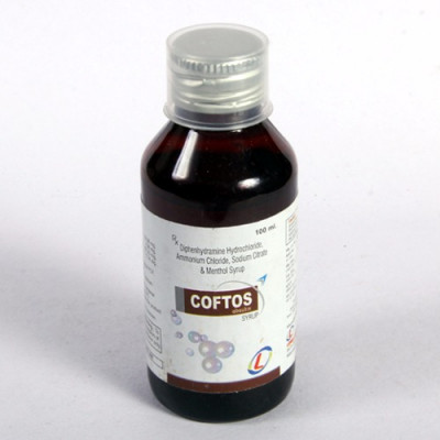 Manufacturer of CPM 2.5 mg+Ammonium Chloride 125 mg +Sodium Citrate 55 mg +Menthol 1 mg
