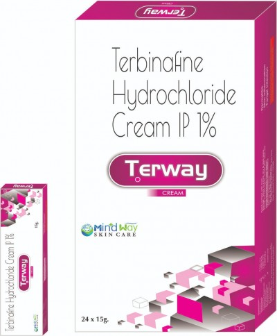TERBINAFINE HYDROCHLORIDE CREAM IP 1%