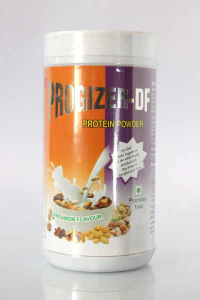 Protein Powder enriched with Dry Fruits & fortified with DHA