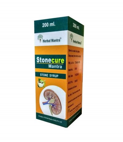 HERBAL PRODUCT- STONE CURE MANTRA