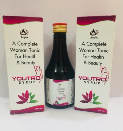 A COMPLETE WOMAN TONIC FOR HEALTH & BEAUTY