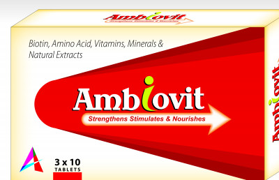 biotin amino acid, vitamins,minerals & natural extracts
