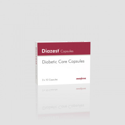 Diabetic Care Capsules25 mg
