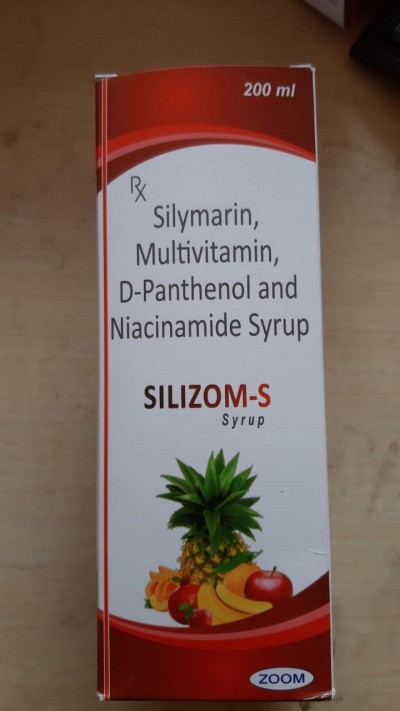 SILYMARIN, MULTIVITAMIN, D-PANTHENOL AND NIACINAMIDE SYRUP