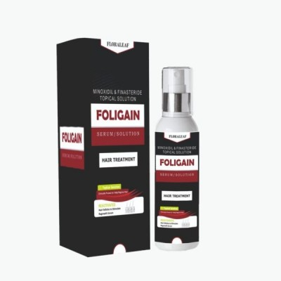 Foligain hair growth serum