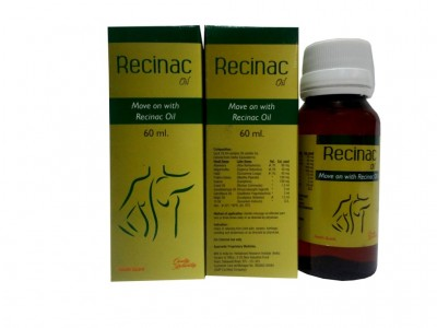 MOVE ON WITH RECINAC OIL