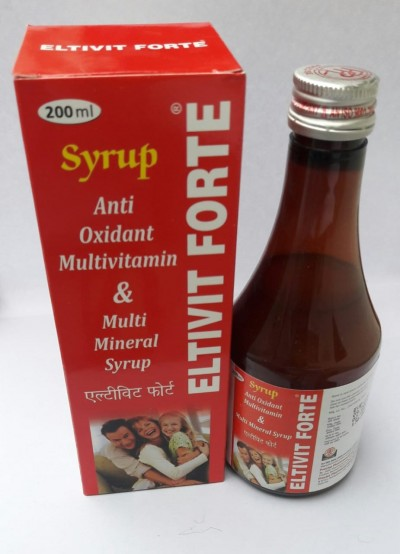 Anti oxidant Multivitamins & Multimineral Syrup