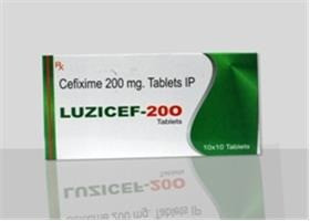 CEFIXIME 200 M.G DISPERSIBLE TAB