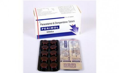 Paracetamol 325mg + Domperidone 20mg