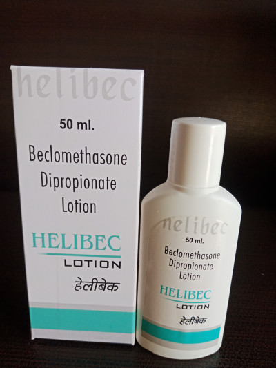 BECLOMETHASONE DIPROPIONATE LOTION