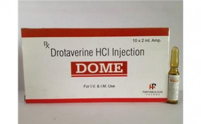 Drotaverine HCl Injection