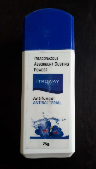 ITRACONAZOLE ABSORBENT DUSTING POWDER